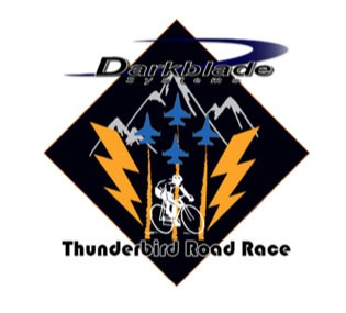 Thunderbird road race logo