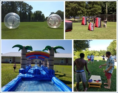 summersoc - Darkblade Systems Holds a Company Summer Social